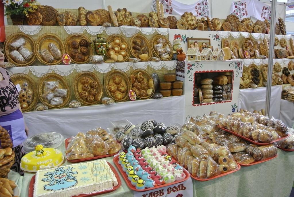 Продукция Дока хлеб