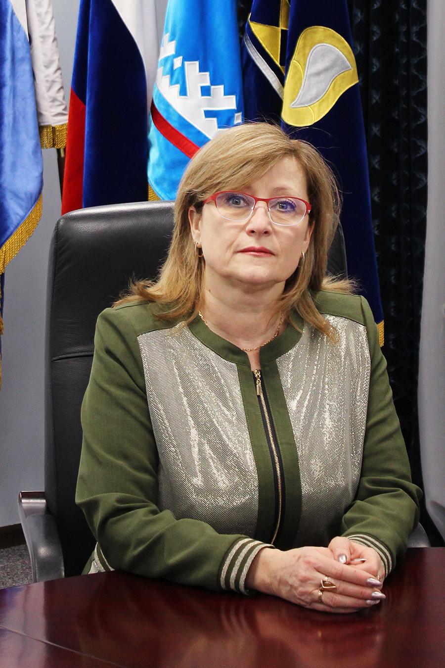 Калугина Наталья Анатольевна