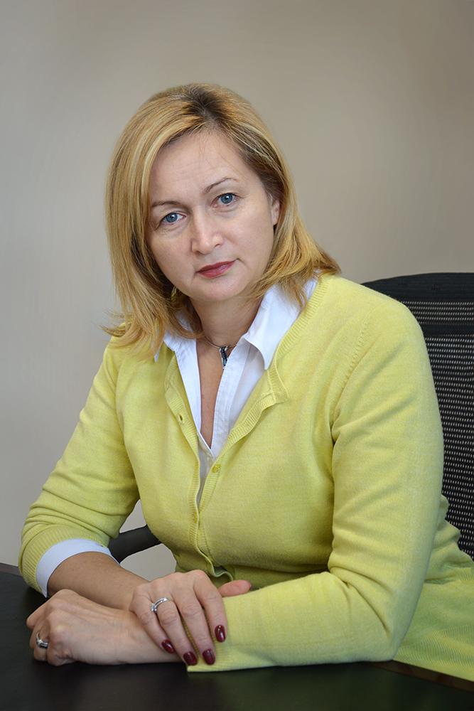 Надежда Степановна