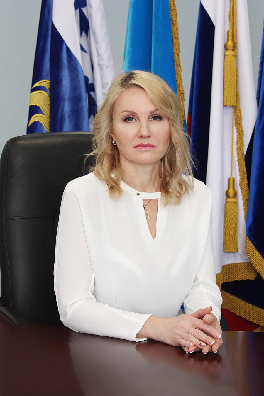 Горбачева Елена Георгиевна