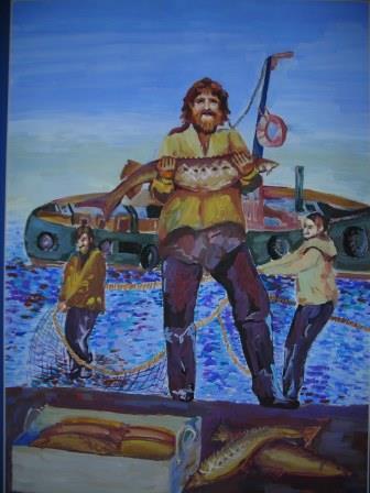 Хамроев Гайрат Рыбаки